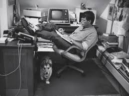 Stephen King Office