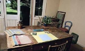 Virginia Woolf's Office
