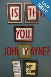 John Wayne book