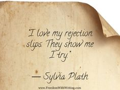 Syliva-Plath-on-Rejection